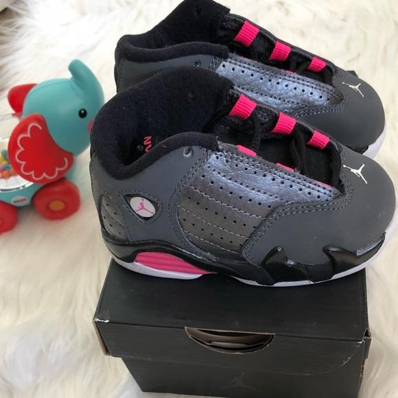new style 28644 32c4e Air Jordan - Retro 14 - toddler size 6 NWB